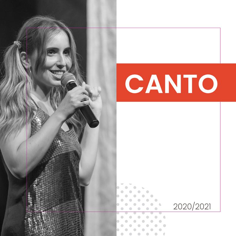 AULAS DE CANTO